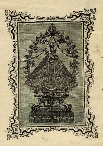 02_Toledo-Nuestra Señora de la Esperanza de la Iglesia de San Cipriano