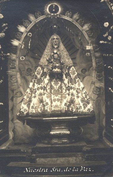02_Toledo-Nuestra Señora de la Paz de la Iglesia de San Andrés