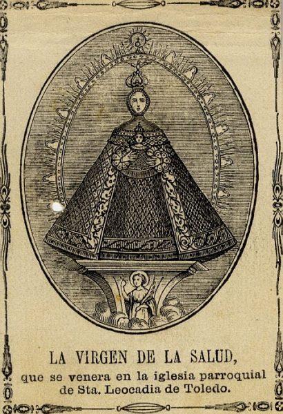 02_Toledo-Nuestra Señora de la Salud de la Iglesia de Santa Leocadia