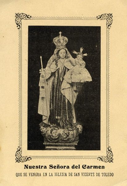 02_Toledo-Nuestra Señora del Carmen de la Iglesia de San Vicente