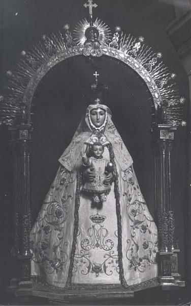 02_Toledo-Nuestra Señora del Consuelo de la Iglesia de San Justo