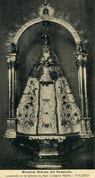 02_Toledo-Nuestra Señora del Consuelo de la Iglesia de San Lorenzo
