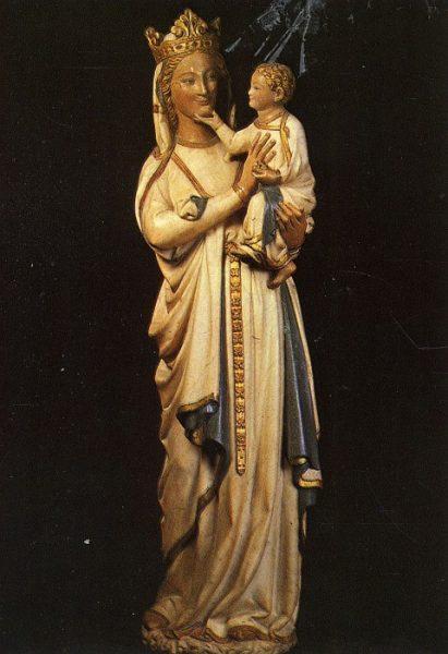 02_Toledo-Virgen Blanca de la Catedral