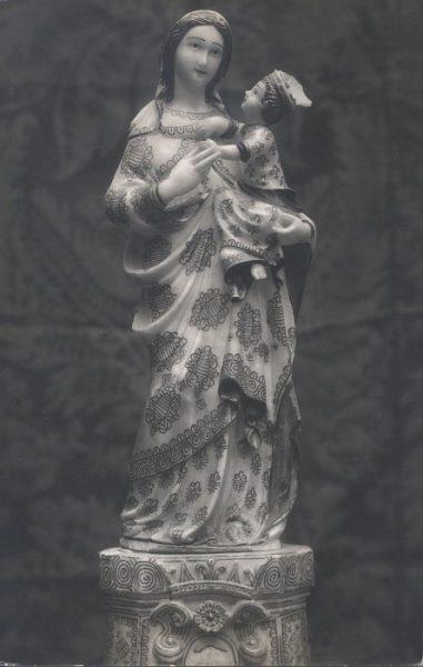 02_Toledo-Virgen de Trapani del Convento de las Benitas