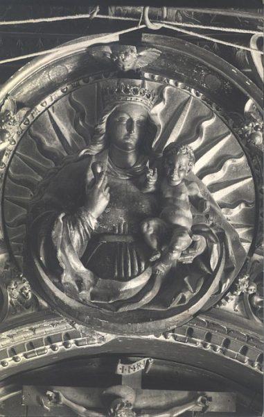 02_Toledo-Virgen del coro conventual de San Juan de la Penitencia