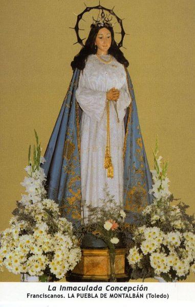 03_La Puebla de Montalbán-Inmaculada Concepción de la Iglesia de los Franciscanos