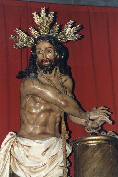 03_Toledo-Cristo atado a la columna de la Iglesia del Salvador