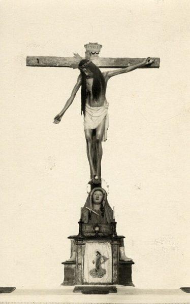 03_Toledo-Cristo de la Vega de la Basílica de Santa Leocadia