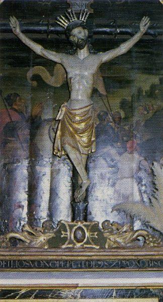 03_Toledo-Cristo de la Victoria del Monasterio de Santo Domingo el Antiguo