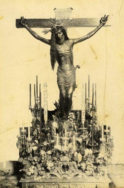 03_Toledo-Cristo de las Aguas de la Iglesia de Santa María Magdalena