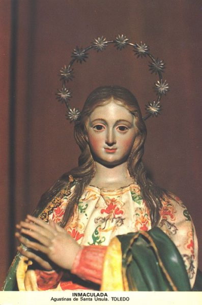 03_Toledo-Inmaculada del Convento de Santa Úrsula