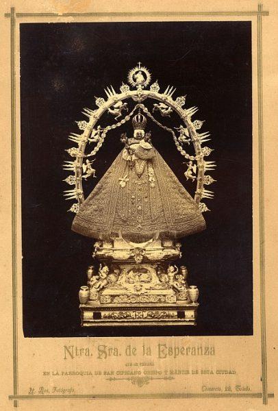03_Toledo-Nuestra Señora de la Esperanza de la Iglesia de San Cipiriano