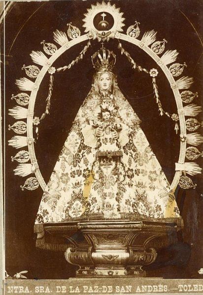 03_Toledo-Nuestra Señora de la Paz de la Iglesia de San Andrés