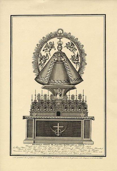 03_Toledo-Nuestra Señora de la Salud de la Iglesia de Santa Leocadia