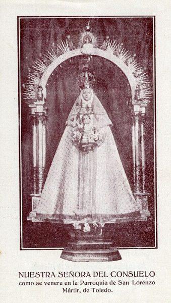 03_Toledo-Nuestra Señora del Consuelo de la Iglesia de San Lorenzo