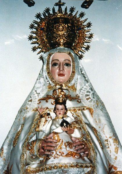 03_Toledo-Nuestra Señora del Monte Sión de la Iglesia de Santo Tomás Apóstol
