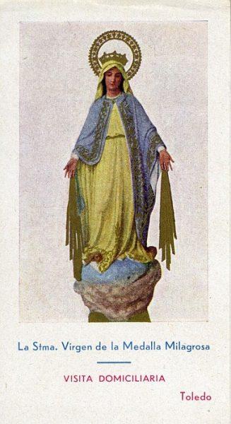 03_Toledo-Virgen Milagrosa del Convento de San Pedro Mártir