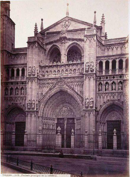 04-LAURENT - 0575 - Fachada principal de la catedral_2