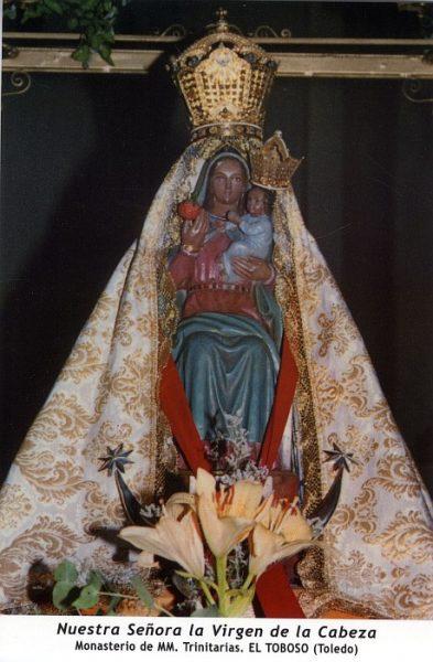 04_El Toboso-Nuestra Señora de la Cabeza del Monasterio de las Madres Trinitarias