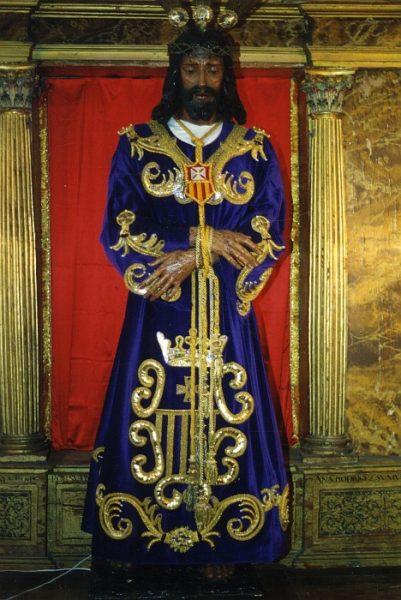 04_Toledo-Cristo de la Iglesia del Salvador