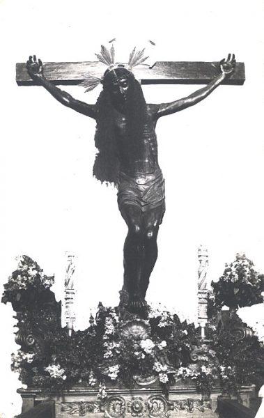 04_Toledo-Cristo de las Aguas de la Iglesia de Santa María Magdalena