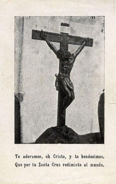 04_Toledo-Cristo de los Mártires de la Iglesia de los Jesuitas