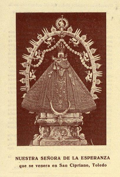 04_Toledo-Nuestra Señora de la Esperanza de la Iglesia de San Cipriano