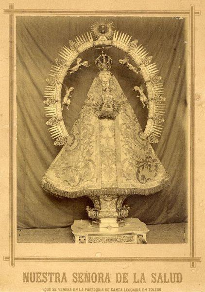 04_Toledo-Nuestra Señora de la Salud de la Iglesia de Santa Leocadia