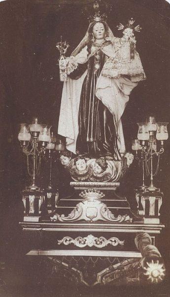04_Toledo-Nuestra Señora del Carmen de la Iglesia de San Vicente