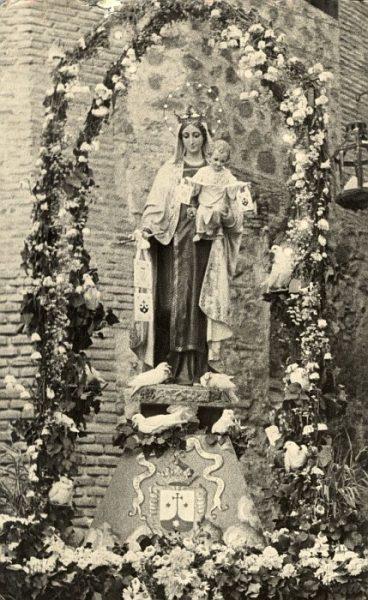 04_Toledo-Nuestra Señora del Carmen del Convento de los Carmelirtas Descalzos