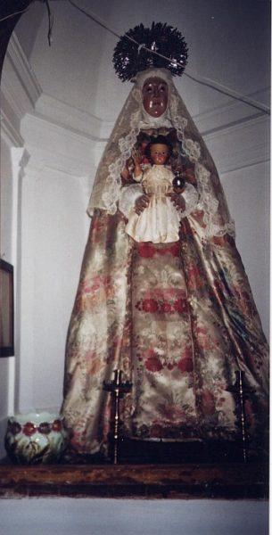 04_Toledo-Nuestra Señora del Consuelo del Convento de San Clemente
