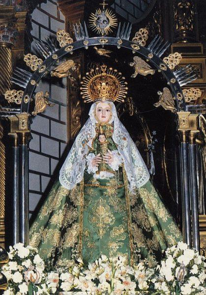 04_Toledo-Nuestra Señora del Monte Sión de la Iglesia de Santo Tomás Apóstol