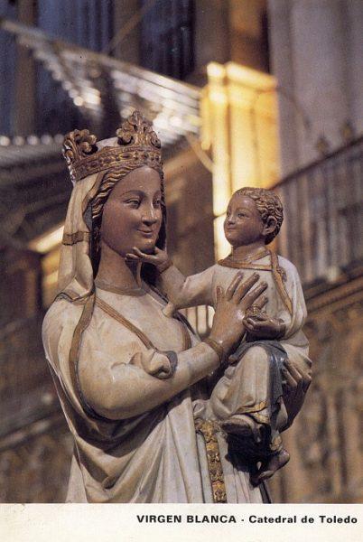 04_Toledo-Virgen Blanca de la Catedral