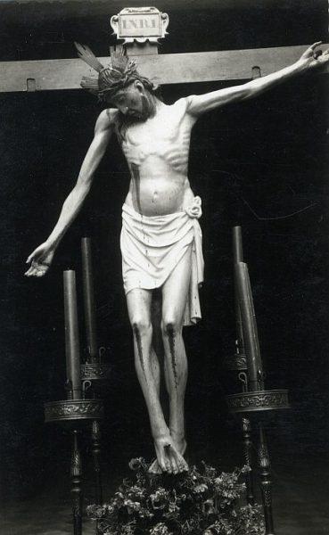 05_Toledo-Cristo de la Vega de la Basílica de Santa Leocadia