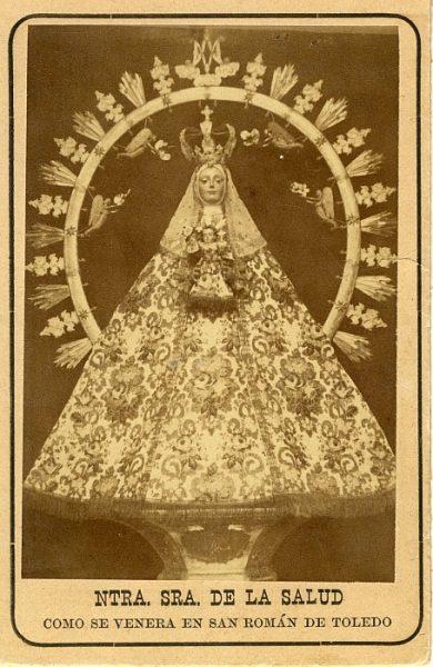 05_Toledo-Nuestra Señora de la Salud de la Iglesia de San Román