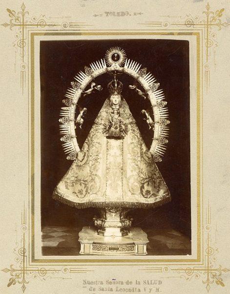 05_Toledo-Nuestra Señora de la Salud de la Iglesia de Santa Leocadia