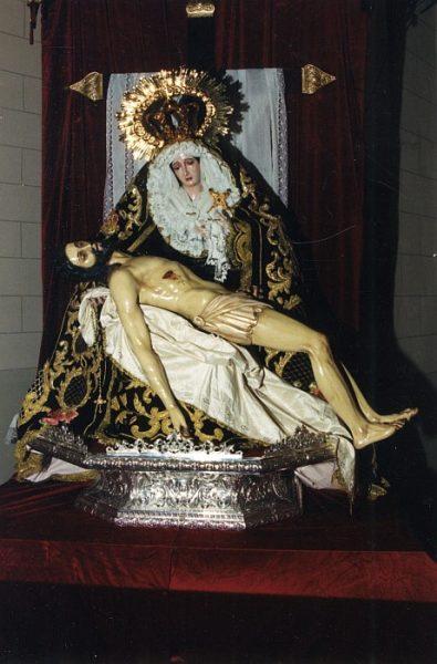 05_Toledo-Nuestra Señora de las Angustias de la Iglesia de Santa Justa
