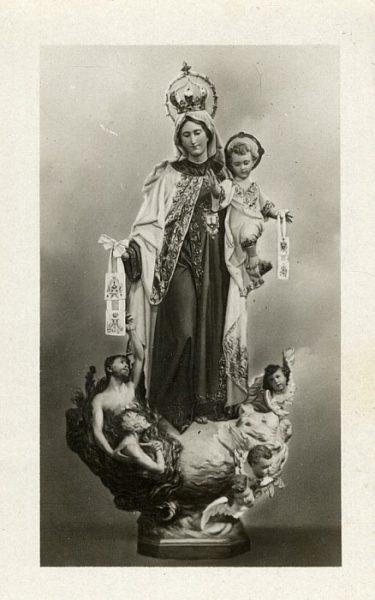 05_Toledo-Nuestra Señora del Carmen del Convento de los Carmelirtas Descalzos