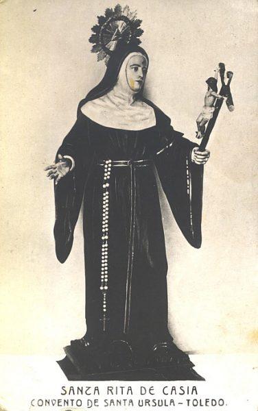 05_Toledo-Santa Rita de Casia del Convento de Santa Úrsula