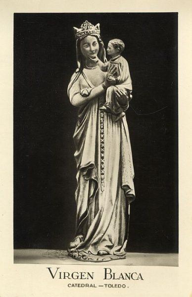 05_Toledo-Virgen Blanca de la Catedral