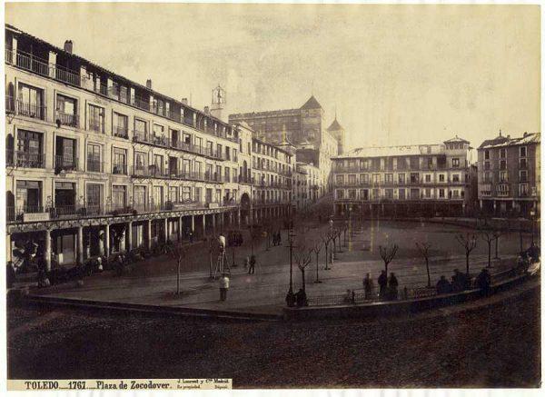 06-LAURENT - 1767 - Plaza de Zocodover_2
