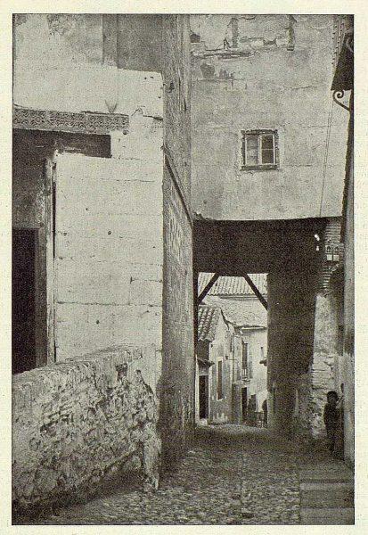 06-TRA-1925-225 - Cobertizo del Colegio de Doncellas