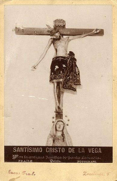06_Toledo-Cristo de la Vega de la Basílica de Santa Leocadia