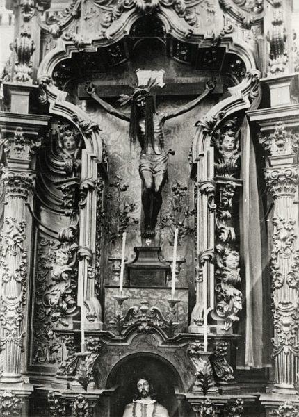 06_Toledo-Cristo de las Aguas de la Iglesia de la Magdalena [retablo destruido en 1936]