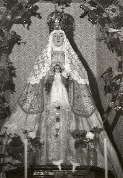 06_Toledo-Nuestra Señora de la Alegría de la Iglesia de San Andrés
