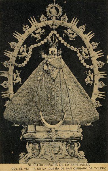 06_Toledo-Nuestra Señora de la Esperanza de la Iglesia de San Cipriano