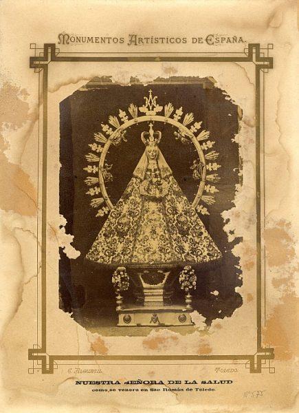 06_Toledo-Nuestra Señora de la salud de la Iglesia de San Román