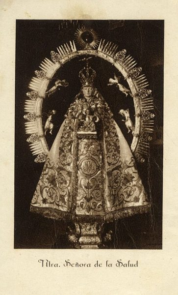 06_Toledo-Nuestra Señora de la Salud de la Iglesia de Santa Leocadia