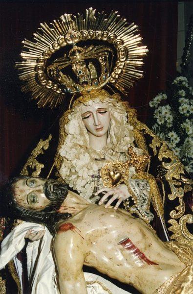 06_Toledo-Nuestra Señora de las Angustias de la Iglesia de Santa Justa
