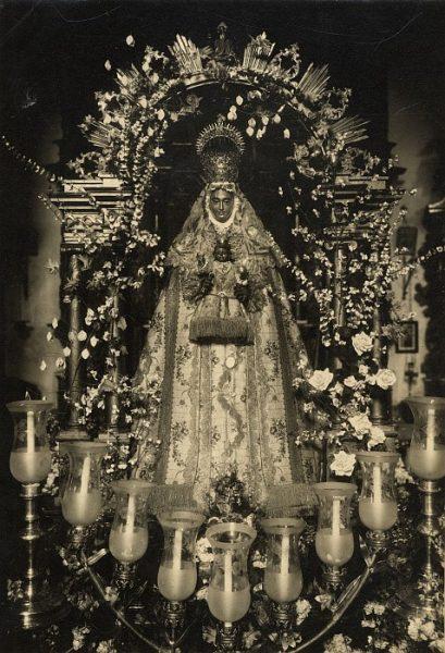 06_Toledo-Nuestra Señora de los Desamparados de la Iglesia de Santiago